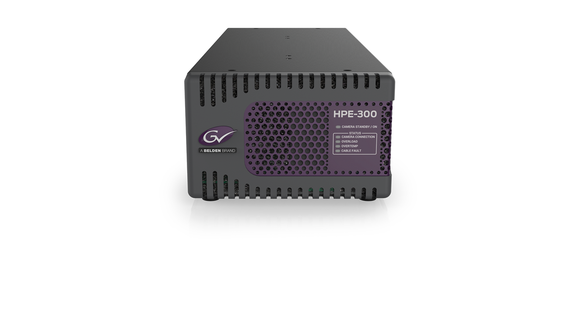 HPE-300 Top Front View